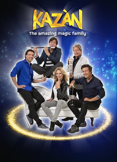 kazan magic family
